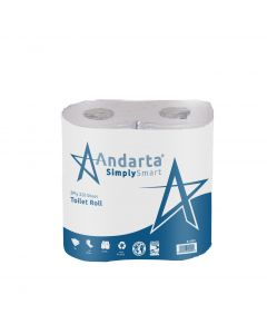 2Ply 320 Sheet Toilet Roll (Pack 36)