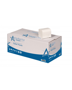 Andarta 1Ply 500 Sheet Bulk Pack Toilet Tissue