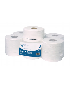 Andarta 2Ply 150m 76mm Core Mini Jumbo Toilet Roll