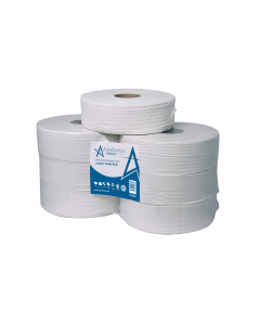 Andarta 2Ply 400m 62mm Core Jumbo Toilet Roll