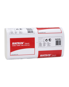 Katrin 2Ply White M/Fold Hand Towel