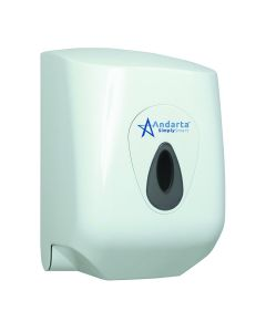 Andarta Plastic Lockable Centre Feed Dispenser