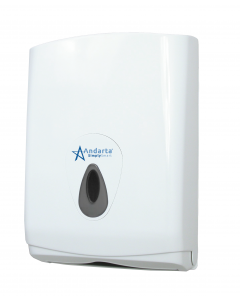 Andarta Plastic Lockable Hand Towel Dispenser