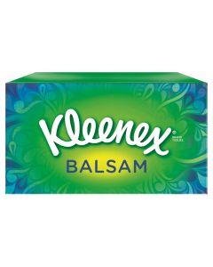 Kleenex Regular Balsam Tissues (80 Sheets)