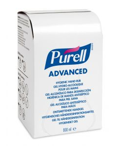 Purell Liquid Hand Sanitiser Cartridge (Fragranced) (12x800ml)