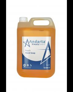 Andarta Peach Hand Soap (2x 5Ltr)
