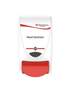 Deb Sanitise 1000 1Ltr Skin Sanitiser Dispenser