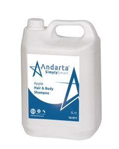 Andarta Apple Hair and Body Shampoo