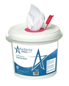 Andarta Graffiti Wipe (Tub of 150)