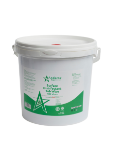 Andarta Surface Disinfectant Wipes -Tub of 1500 (Tub 1500)