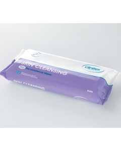 Clinitex Skin Cleansing Wet Wipes (Box Of 8x100)