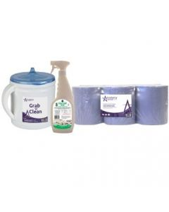 Antiviral Wipe Kit