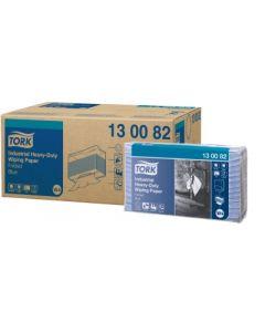 Tork Advanced 440 Blue Wiper (Pack 5)