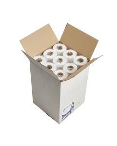 "Andarta 2Ply White 20"" Hygiene Roll 50m (Pack 9)"