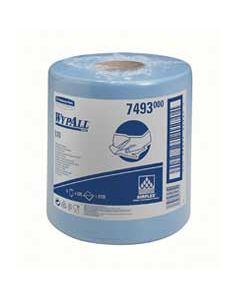Wypall L10 Extra Wiper Centerfeed Blue Control Roll (Pack 6)