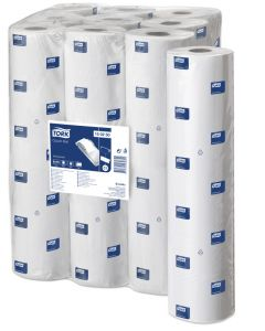 "Tork Advanced White 20"" Hygiene Roll (Pack 9)"