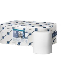 Tork Reflex Wiper White 340 Sheet (6 Rolls)
