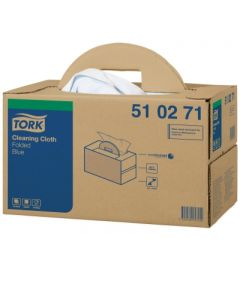 Tork Premium Multipurpose Cloth Blue