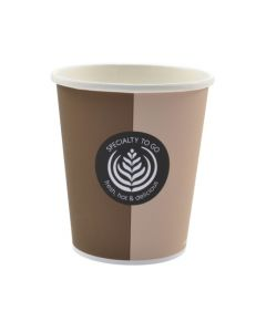 9oz Speciality Hot Cup (Box 1000)