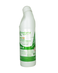 Andarta Extra Strength Toilet Cleaner and Descaler 1ltr