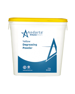 Andarta Yellow Degreasing Powder