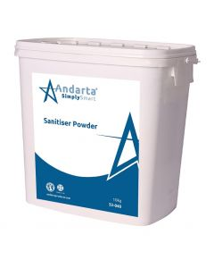 Andarta Pink Sanitiser Powder