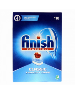 Finish Powerball Dishwasher Tablets (Box 110)