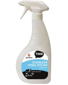 Stainless Steel Polish (Silicone Free) (750ml)