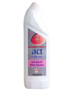 Fresh Clean Pot Pourri Toilet Cleaner 6x750ml