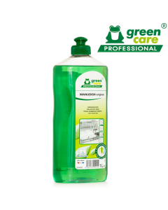 MANUDISH Original Hand Dishwashing Liquid (1x 1Ltr)