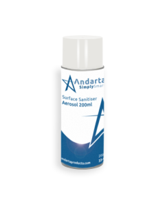 Andarta Surface Sanitiser Aerosol 200ml