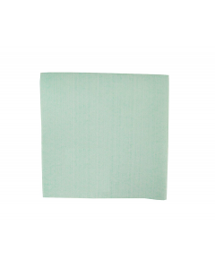 Disposable Microfibre Cloth Green