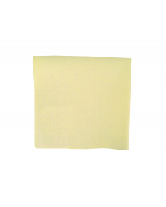Disposable Microfibre Cloth Yellow