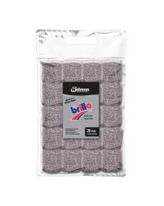 Brillo XL Jumbo Soap Pads (Pack of 20)