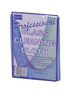 Professional Glass Microfibre Cloth Blue