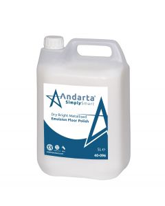 Andarta Dry Bright Metallised Emulsion Floor Polish
