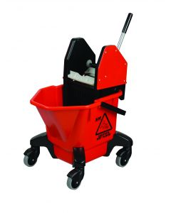 20Ltr Mop Bucket & Wringer Red