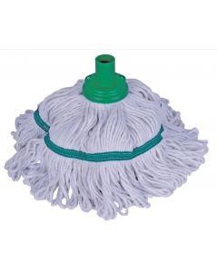 200g Hygiene Socket Mop Green