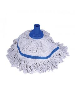 200g Hygiene Socket Mop Blue