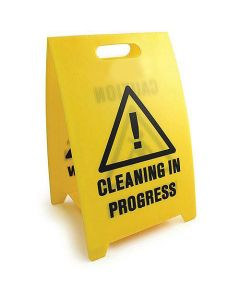Lightweight Corex Wet Floor Sign