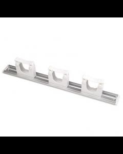 515mm 3-Shovel Hanger White