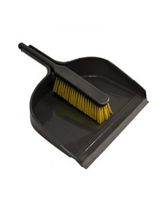 Jumbo Dustpan And Brush Set