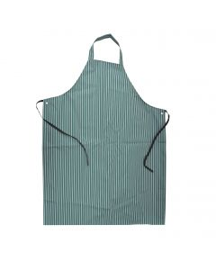 Nylon Butchers Apron Green