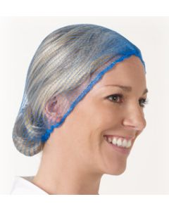Hairtite Standard Metal Free Hairnet (2x Packs of 50)