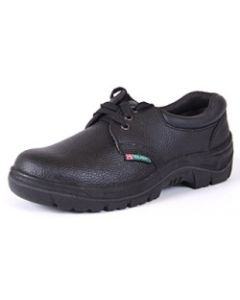 Safety Shoe Black Size 4 Eur 37