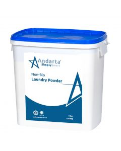 Andarta Laundry Powder Non-Bio 10Kg