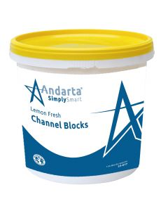 Andarta Lemon Fresh Channel Blocks