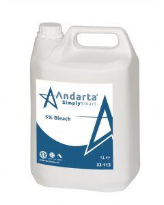 Andarta 5% Bleach (5Ltr)