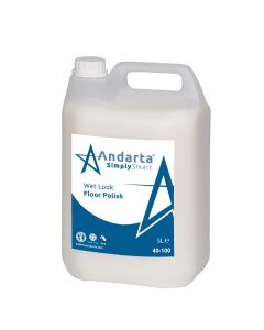 Wet Look Floor Polish (5Ltr)
