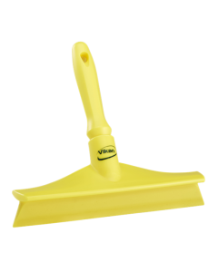 "10"" Hand Squeegee Yellow"
